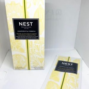 Nest scented hand and body wipes cleansing